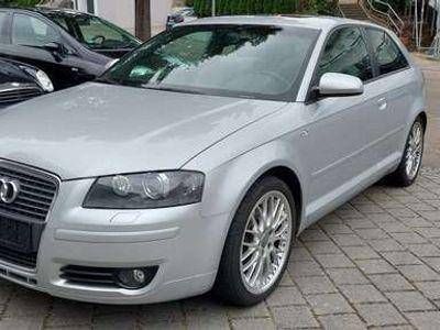 gebraucht Audi A3 2.0 TDI Ambition Exclusive quatt.Vollausstatt.