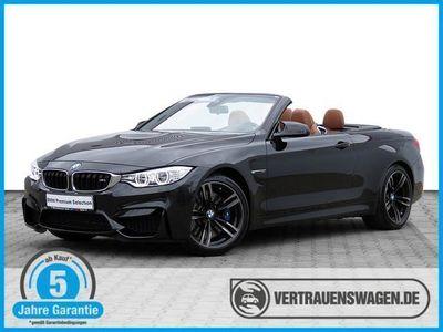 "gebraucht BMW M4 Cabriolet Individual 19"" HUD LED SURROUND VIEW"
