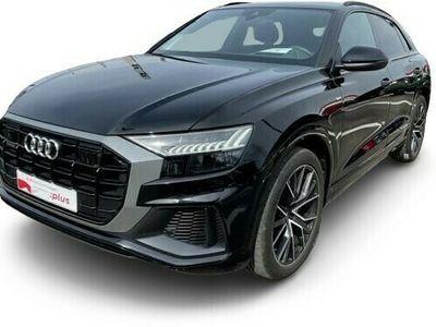 gebraucht Audi Q8 Q8 50 TDI qu 3x S line-Luft-AHK-Pano-Stdhzg-HuD-