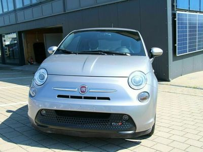 gebraucht Fiat 500e Zulassungsfertig mit Garantie
