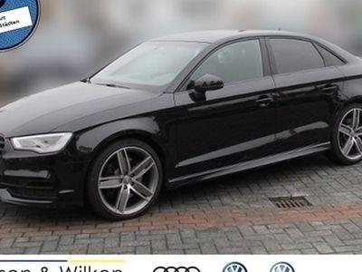 used Audi S3 Limousine 2.0 TFSi*LIM.*MAGNETIC RIDE*LED*LEDER*NAVI*
