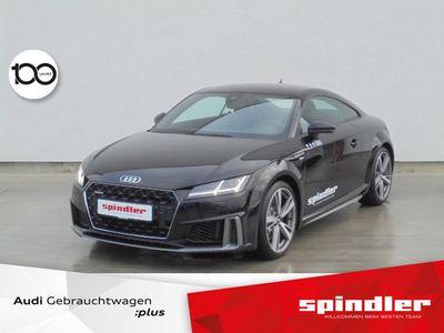gebraucht Audi TT Coupé 45 TFSI S Line Quattro S-tronic