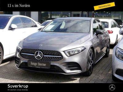 gebraucht Mercedes A220 4M AMG Night/LED/Memory/Kamera/PDC