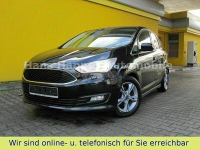 gebraucht Ford C-MAX Navi SHZ Tempomat Alu Winterreifen