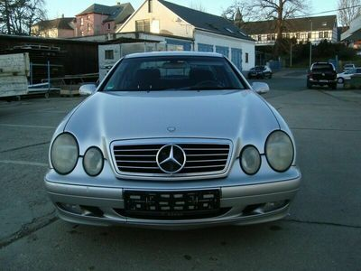 gebraucht Mercedes CLK200 Coupe Kompressor als Kleinwagen in Zwickau