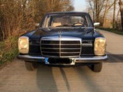 gebraucht Mercedes W114 strich 8/230.6 H kennz.