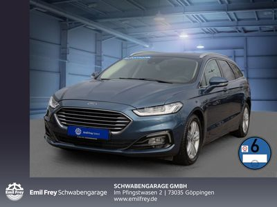 gebraucht Ford Mondeo Turnier 2.0 EcoBlue Aut. Business LED