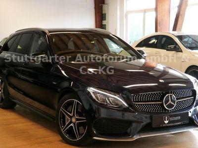 gebraucht Mercedes C450 AMG C 450 AMGT AMG 4Matic DISTRONIC LEDER SITZBELÜFTU