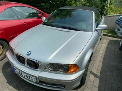 gebraucht BMW 330 Cabriolet Ci