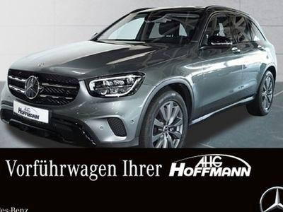 gebraucht Mercedes 200 GLC4MATIC Navi+Night+LED+Kamera+Totw+Spurp.
