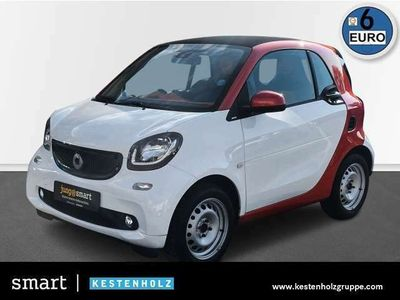 gebraucht Smart ForTwo Coupé 66kW passion