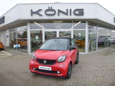 gebraucht Smart ForTwo Coupé ForTwo Klimaanlage