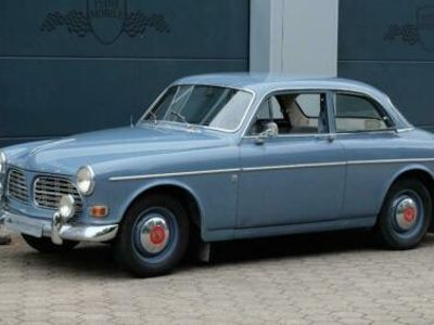 gebraucht Volvo Amazon P 121, taubenblau, Originalzustand, rostfrei!