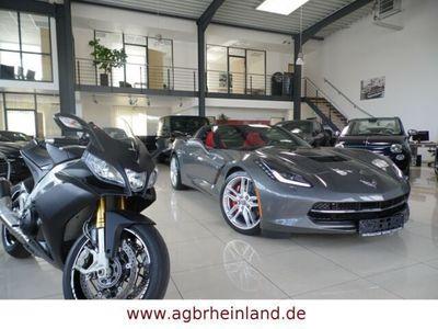 gebraucht Corvette Stingray C7 2LTCOUPE 6.2 V8 466PS AUT. NAVI ALU20 1H