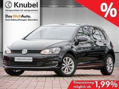 gebraucht VW Golf VII LOUNGE 1.2 TSI ParkPilot Sitzh. GRA Klima