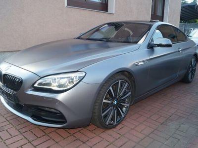 gebraucht BMW 650 i xDrive Coupe INDIVIDUAL+NIGHTV+LED+PANO+VOL