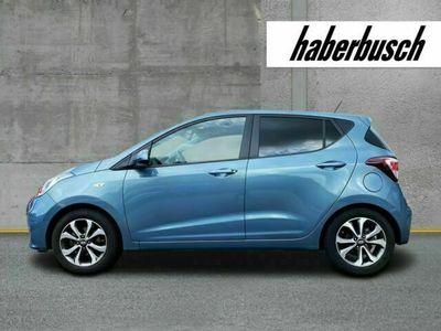 gebraucht Hyundai i10 YES! Plus 1.2 Navi Multif.Lenkrad RDC Alarm