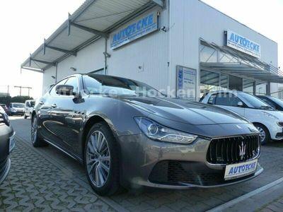 gebraucht Maserati Ghibli 3.0 V6 Diesel Euro 6 als Limousine in Hockenheim