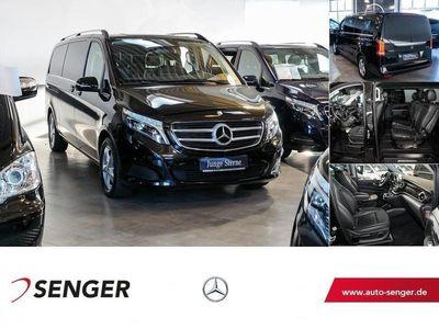 gebraucht Mercedes V250 BlueTEC Extralang Avantgarde Park-Assist I