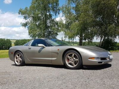 gebraucht Corvette C5 Hammersound, sehr gepflegt, wenig Kilometer