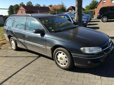 gebraucht Opel Omega 2.0 Benziner Klima Kombi alte M...