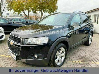 gebraucht Chevrolet Captiva 2.2D LT+ AWD 7-SITZE|LEDER|NAVI|AHK|8xLM