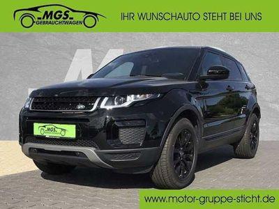 gebraucht Land Rover Range Rover evoque TD4 Pure Automatik AWD #NAVI #AHK, Gebrauchtwagen, bei MGS Motor Gruppe Sticht GmbH & Co. KG