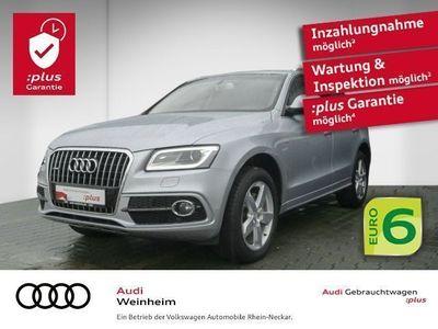 gebraucht Audi Q5 2.0 TDI quattro 140 kW (190 PS) 6-Gang