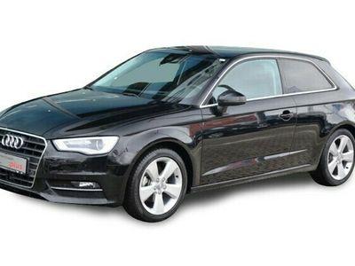 gebraucht Audi A3 2.0 TDI S-tronic Ambition Xenon/Navi Klima