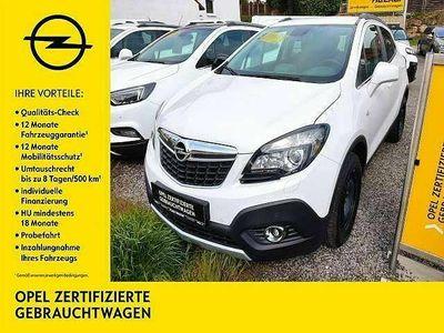 gebraucht Opel Mokka Innovation Navi,Xenon,Telefon,Sitzheizung,