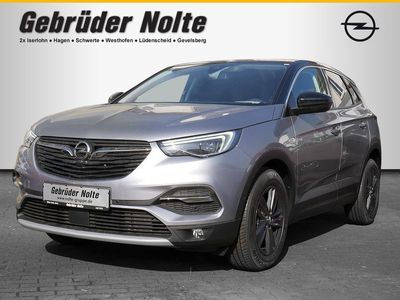 gebraucht Opel Grandland X 1.2 Turbo 120 Jahre SHZ NAVI LED