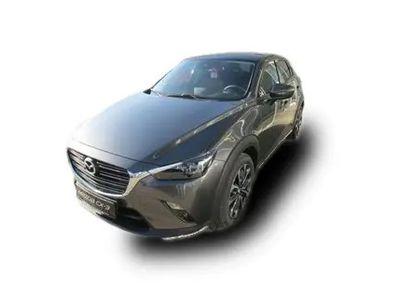 gebraucht Mazda CX-3 Skyactiv-G Sports-Line Navi, Head-Up