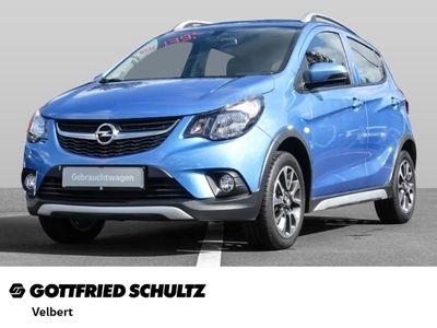 gebraucht Opel Karl ROCKS 1.0+PDC+SHZ+GRA+LM-FELGEN