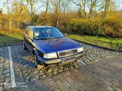 gebraucht Audi 80 B4 Avant als Kombi in Neustrelitz