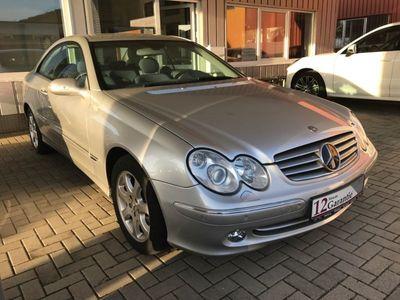 gebraucht Mercedes CLK200 CLK CoupeKompressor