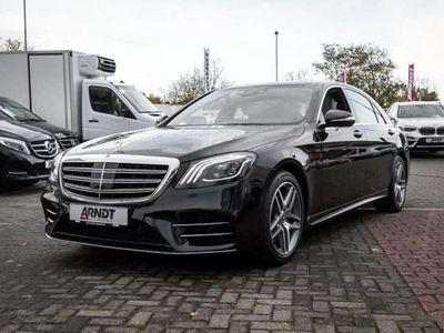 gebraucht Mercedes S400 d L 4M AMG Chauffeur MULTI Pano TV BM 360