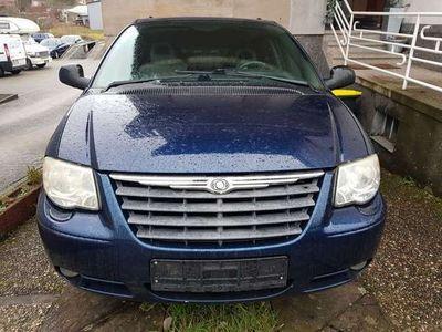 gebraucht Chrysler Voyager 2.8 CRD Automatik Comfort