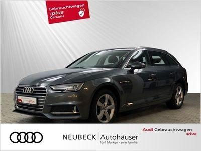 gebraucht Audi A4 Avant Sport 35 TFSI AHK LEDERALC NAVI SITZH