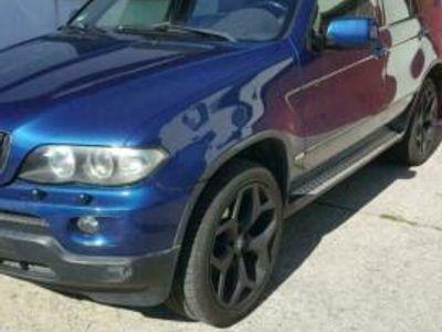 gebraucht BMW 218 X5 E53 3.0 DieselPS