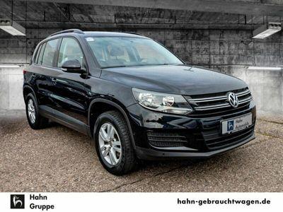 used VW Tiguan 1.4TSI Climatr ParkAssist ZV LM