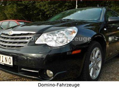gebraucht Chrysler Sebring Limousine 2.0 Benzin..!! TÜV NEU..!!