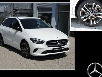 gebraucht Mercedes B220 d Progressive+8G+Night+SHZ+PTS+Easy-Pack-H