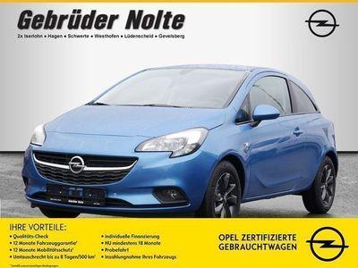gebraucht Opel Corsa 1.4 120 Jahre PDC SHZ KAMERA INTELLILINK