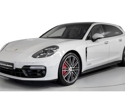 gebraucht Porsche Panamera SportTurismo GTS LED Pano StHzg Sitzbel