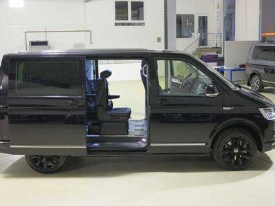 gebraucht VW Multivan T6TDI2.0 DSG HIGHL 7Si Navi AHK Standh