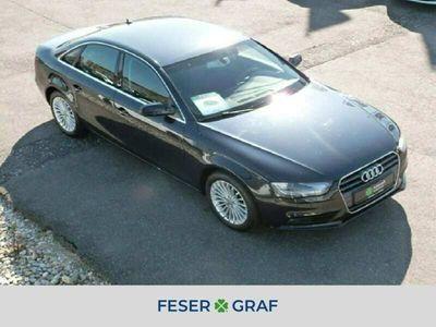 gebraucht Audi A4 Lim. 1.8 TFSI multitr. XENON NAVI DVD