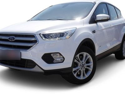 gebraucht Ford Kuga Kuga2.0 TDCi Titanium 4x4 StartStopp EURO 6