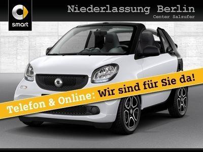 verkauft smart fortwo cabrio prime gebraucht 2019 km in berlin. Black Bedroom Furniture Sets. Home Design Ideas