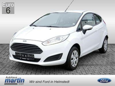 gebraucht Ford Fiesta 1.25 Trend USB KLIMA EURO6
