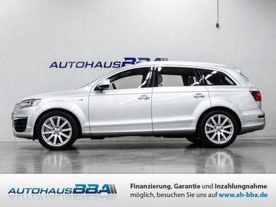 gebraucht Audi Q7 6.0 TDI quattro AHK Navi Einparkhilfe TV Xeno